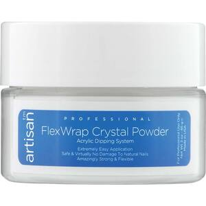 Artisan FlexWrap Acrylic Dipping Powder - Pure White - 3 oz. (85.05 grams) (139015)