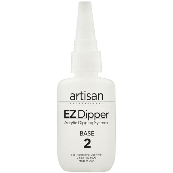 Artisan EZ Dipper Nail Base Resin - Step #2 - Refill Size - 2 oz. (59.15 mL.) (139021)