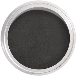 Artisan EZ Dipper Colored Acrylic Nail Dipping Powder - Black Vixen 1 oz. (28.35 grams) (139036)