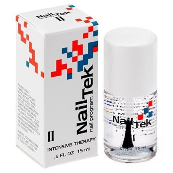 Nail Tek Intensive Therapy II - 0.5 oz. 14.79 mL. (220004)