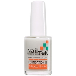 Nail Tek II Foundation - 12 oz. 14.79 mL. (220063)