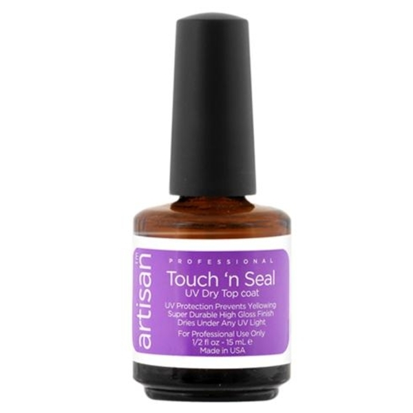 Artisan Touch N Seal UV Dry Topcoat 0.5 oz. (229018)