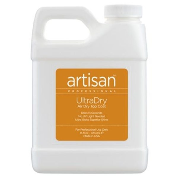 Artisan UltraDry Air Dry Topcoat 16 oz. (229024)