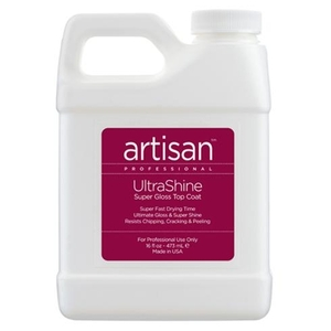 Artisan UltraShine Super Gloss Top Coat 16 oz. (229032)