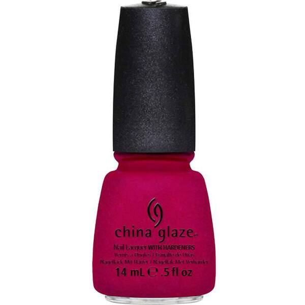 China Glaze Nail Polish - Snap My Dragon - 12 oz (14 mL.) (248196)