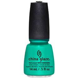China Glaze Nail Polish - Keepin' It Teal - 12 oz (14 mL.) (248324)
