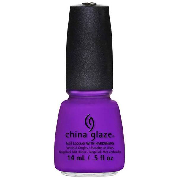 China Glaze Nail Polish - Are You Jelly? - 12 oz (14 mL.) (248326)