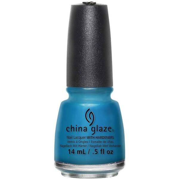 China Glaze Nail Polish - License & Registration Pls - 12 oz (14 mL.) (248381)