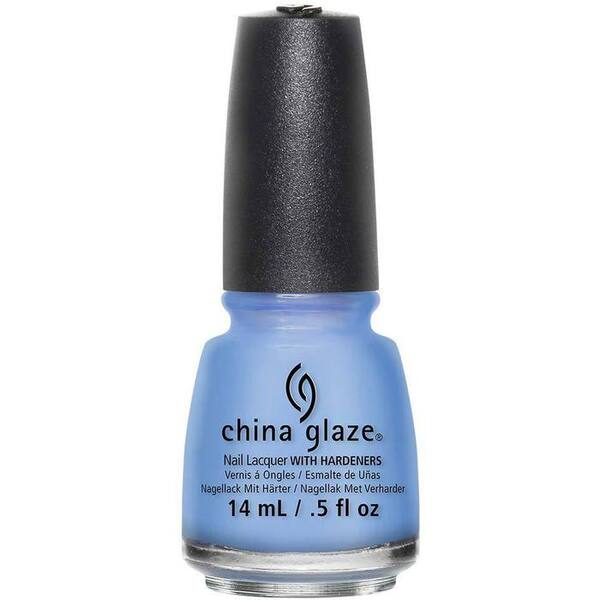 China Glaze Nail Polish - Boho Blues - 12 oz (14 mL.) (248382)