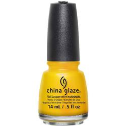 China Glaze Nail Polish - Sun's Up Top Down - 12 oz (14 mL.) (248390)