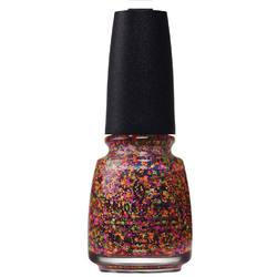China Glaze Nail Polish - Point Me To The Party - 0.5 oz (14 mL.) (248609)