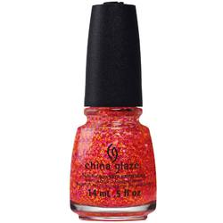 China Glaze Nail Polish - Let The Beat Drop - 0.5 oz (14 mL.) (248610)