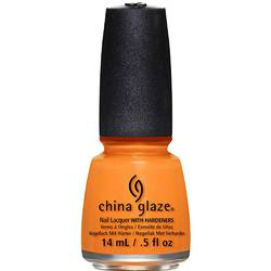 China Glaze Nail Polish - Stoked To Be Soaked - 12 oz (14 mL.) (248785)