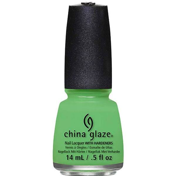 China Glaze Nail Polish - Be More Pacific - 12 oz (14 mL.) (248791)