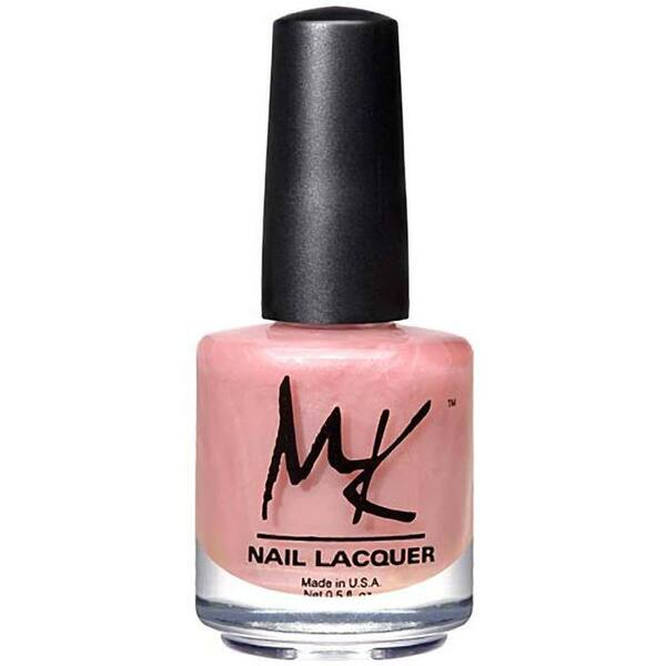 MK Nail Polish - Sheer Pink - 0.5 oz (15 mL.) (260049)