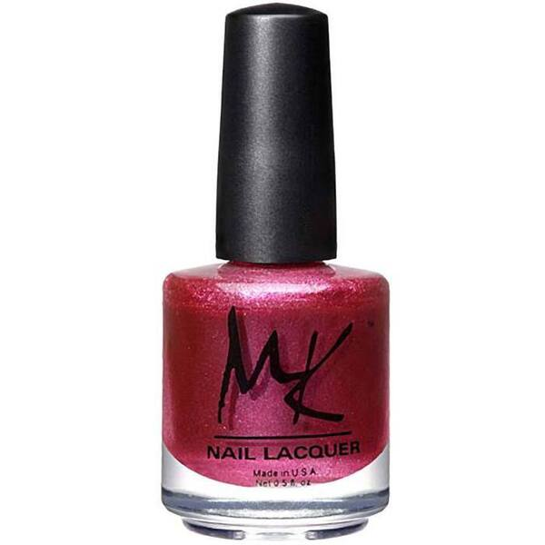 MK Nail Polish - Bahamas Glitz - 0.5 oz (15 mL.) (260107)