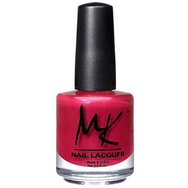 MK Nail Polish - Scarlet Plum - 0.5 oz (15 mL.) (260123)