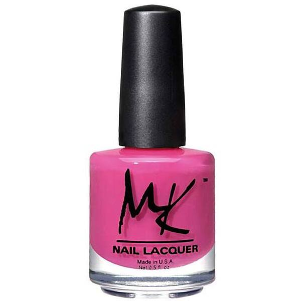 MK Nail Polish - Maldive Purple - 0.5 oz (15 mL.) (260135)