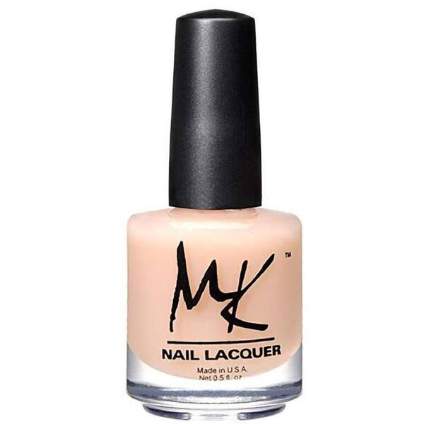 MK Nail Polish - Baby Pink - 0.5 oz (15 mL.) (260141)