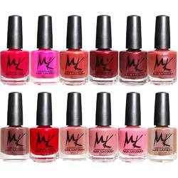 MK Nail Polish - Sizzling Weekend Collection - 0.5 oz (15 mL.) (260908)