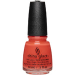 China Glaze Nail Polish - Tis The Sea-Sun - 0.5 oz (14.79 ml) (283779)