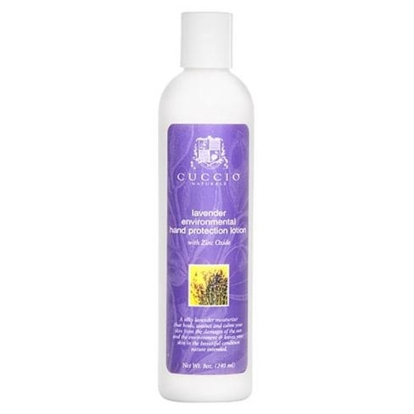 Cuccio Lavender Environmental Hand Protection Lotion 8 oz. (310025)