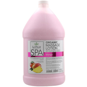 La Palm Aloe Mango Lotion 1 Gallon (310053)