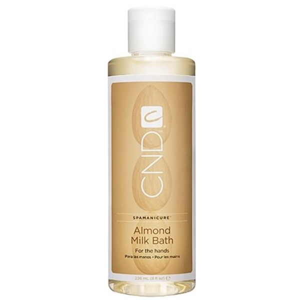 CND Almond Milk Bath 8 oz. (310631)