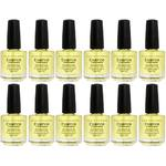 Artisan Essence Cuticle Oil - Hawaii Pineapple Scent - Retail Pack - 12-Pack 0.5 oz. Each (319001)