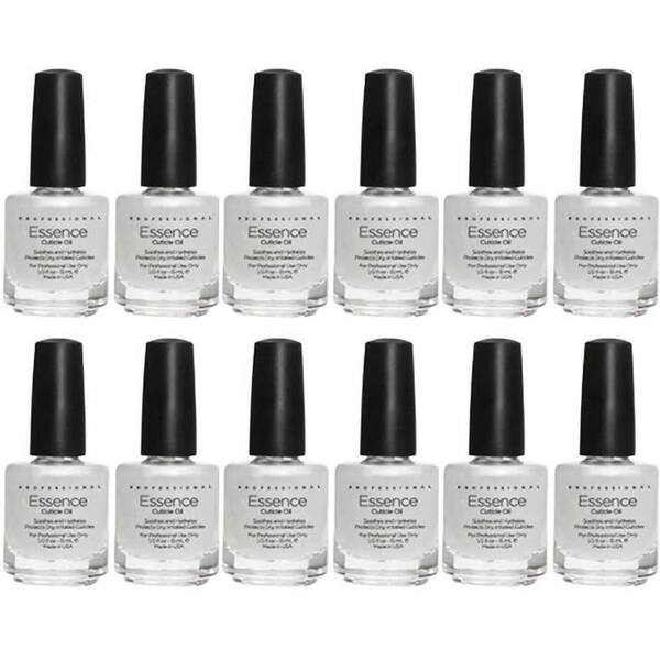 Artisan Essence Cuticle Softener - Make Cuticle Removal a Breeze - Retail Pack - 12-Pack 0.5 oz. Each (319003)