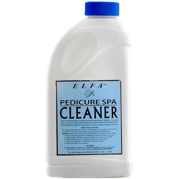 Elfa Pedicure Spa Cleaner 28 oz. (320012)