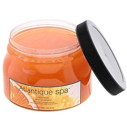 Atlantique Spa - Citrus Lemon Dead Sea Salt Glow 16 oz. (320120)