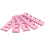 Pedicure Toe Separators - Premium Quality - Soft Pink Case of 360 Pairs (320148)