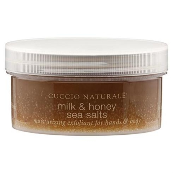 Cuccio Milk & Honey Salts 19.5 oz. (340025)