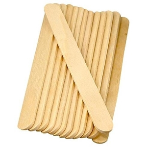 Small Wax Spatulas 100-Count (360022)