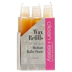 Clean+Easy Facial Refill Wax 3 Count (360034)