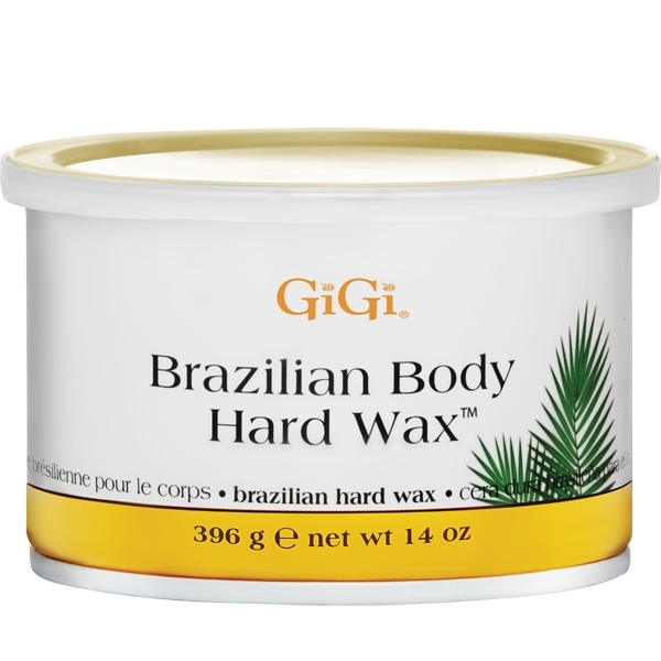 Gigi Brazilian Body Hard Wax 14 oz. (360041)