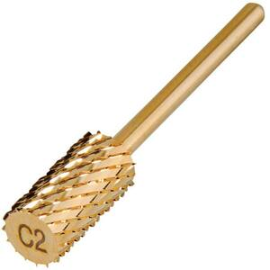 ProTool USA Carbide Nail Drill Bit - 332 Shank - X Coarse (C2) - Gold - Each (410098)