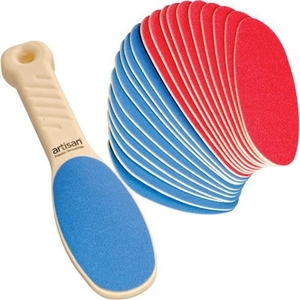 Footie Smoothie Professional Foot File - Refill Pads Pack of 20 Pieces (429005)