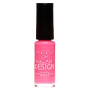 Elfa Nail Art Design - Hot Pink 0.25 oz. (520143)