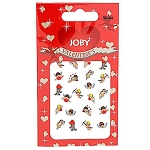 Holiday Series Nail Art Decal Valentines #2 (520201)