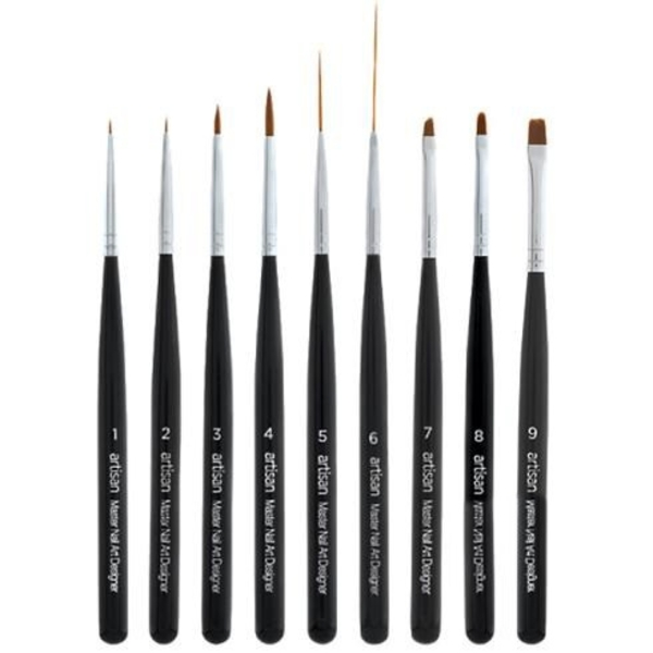 Master Nail Art Designer Brush Set - Set (529004)