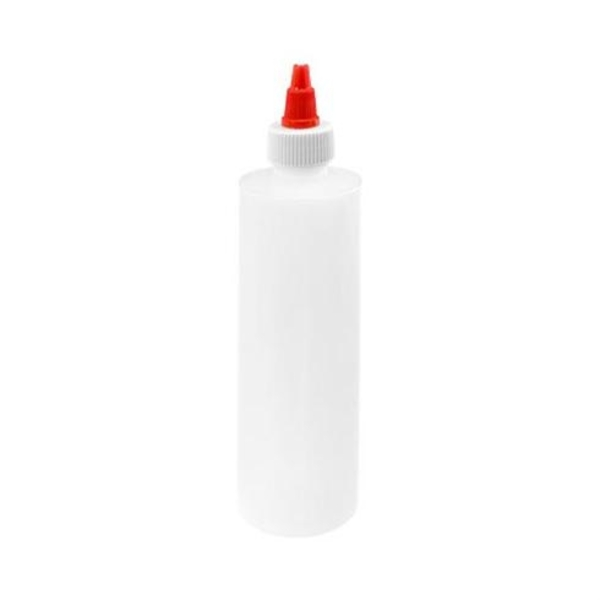 Empty Natural Plastic Bottle - 8 oz. (610011)