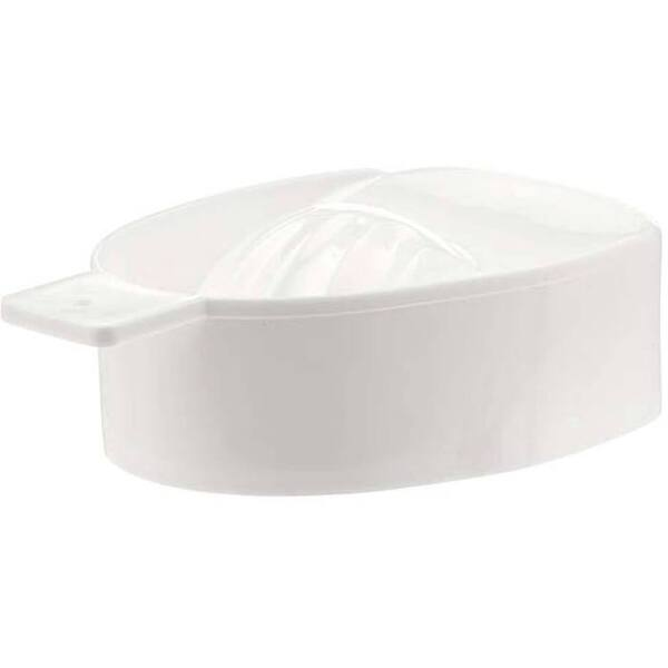 Manicure Bowl - White - Each (610017)