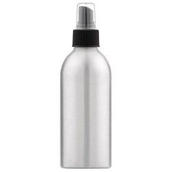 Spray Aluminum Bottle 8 oz. (610145)
