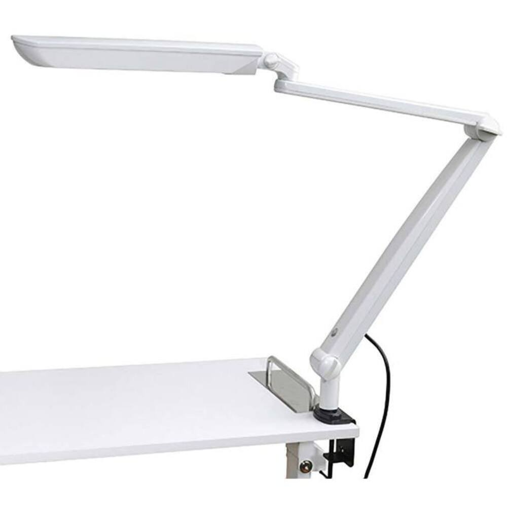 Eurostyle manicure table lamp led nail light lasts up for Long manicure table
