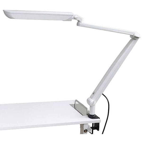 EuroStyle Manicure Table Lamp - LED Nail Light - Lasts Up to 50000 Hours - 110V 4W - Each (720088)