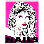 "Salon Window Decoration Decal - 24""x36"" (730027)"