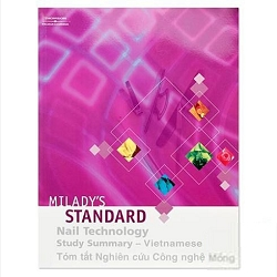 Milady Standard Nail Technology Study Summaries in Vietnamese - Each (740005)