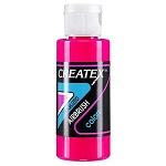 Createx Airbrush Paint - Fluo Hot Pink 2 oz. (C5407)